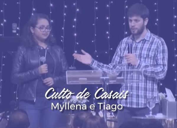 Culto de Casais, 02 ago 19