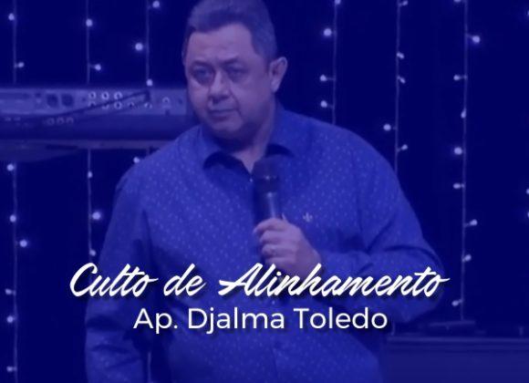 Culto de Alinhamento, 02 set 19